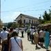 processie in straat