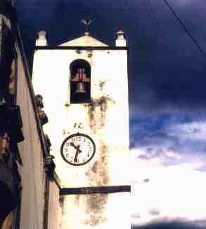 De kerktoren