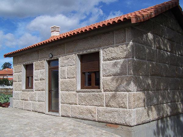 Het vakantiehuisje in Noord-Portugal