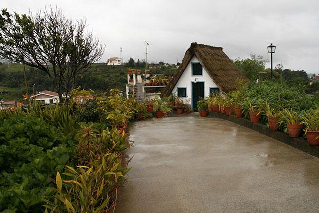 Huisje op Madeira