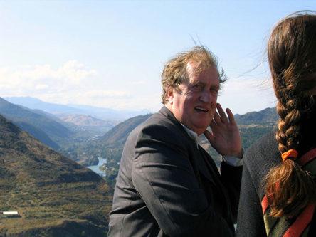 Gerrit Komrij in Mtcheta