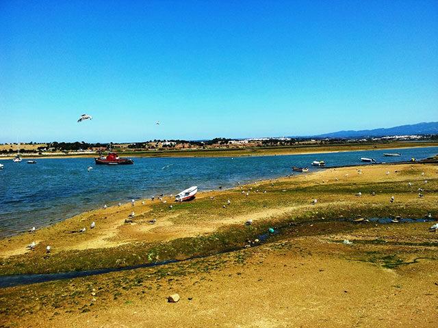Ria-Alvor-Algarve