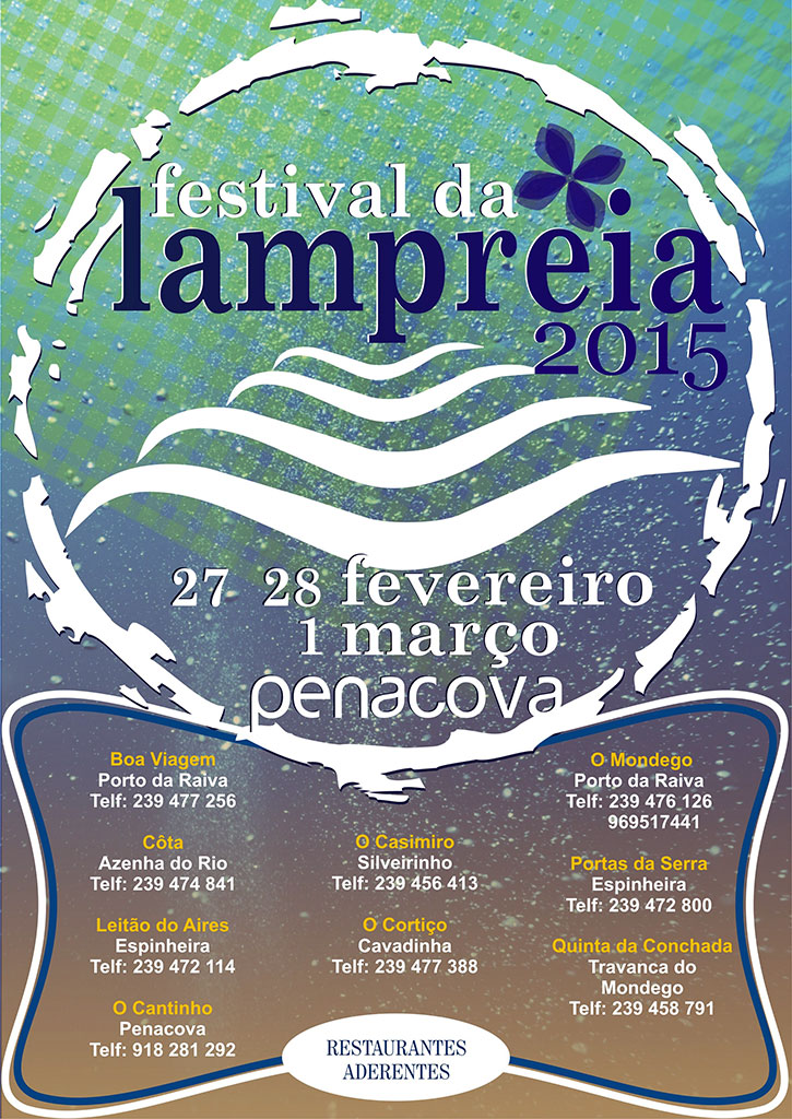 festival van de lamprei