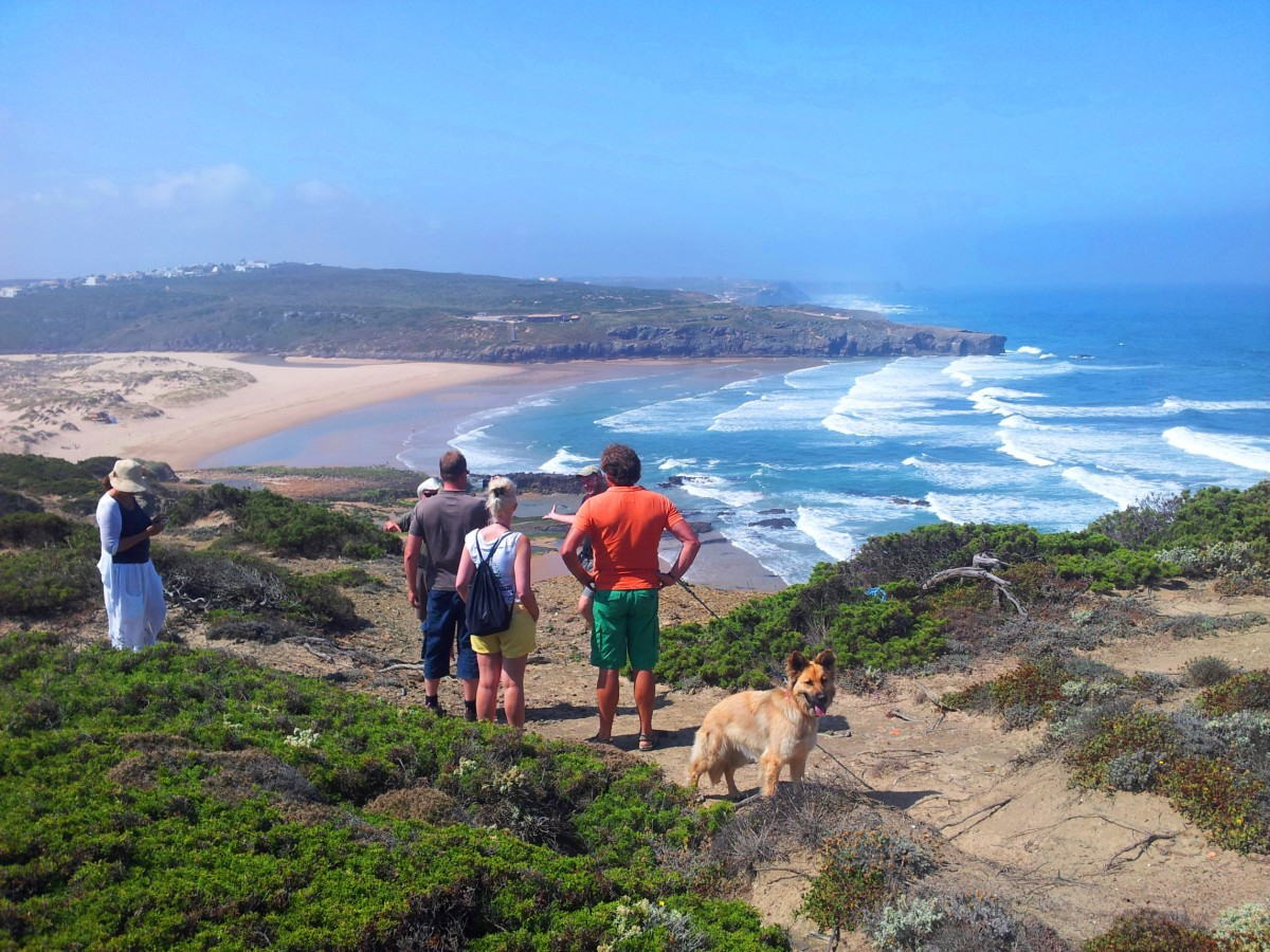 wandelingen in West Algarve