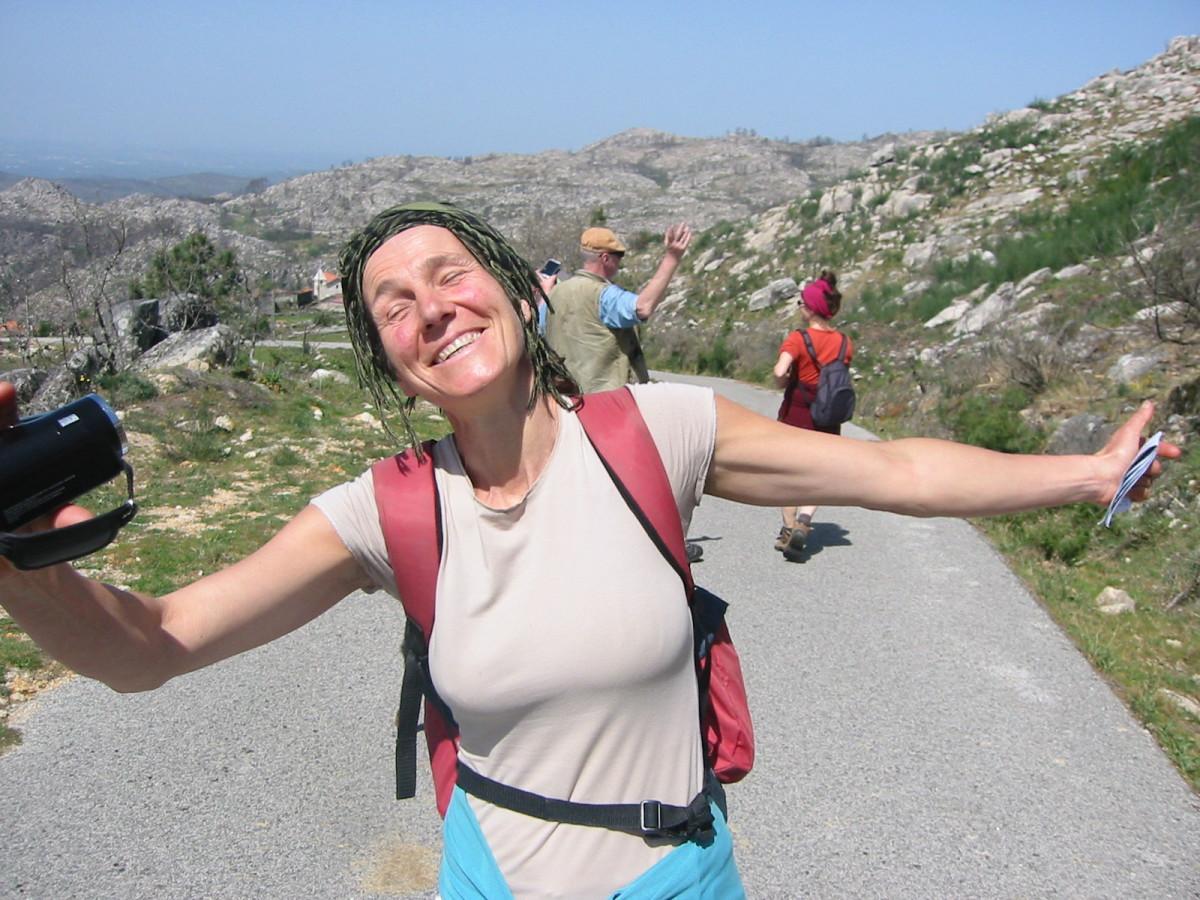 wandelgids Leen Hiking
