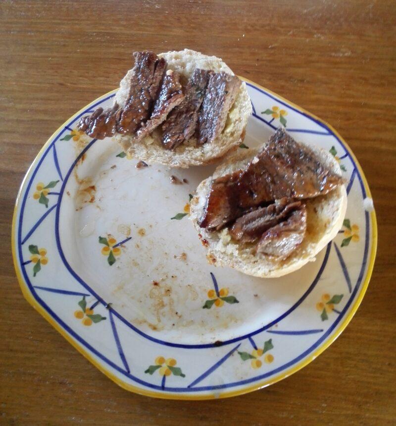broodje spijker