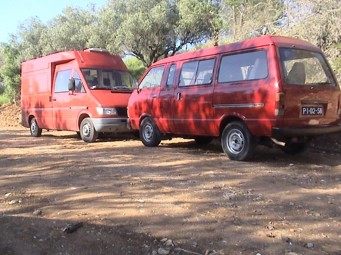 De Rode Bus en zijn Rode Zus