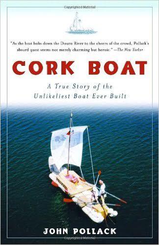 boek Cork Boat