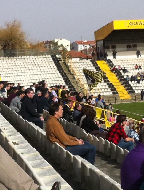 voetbal in Aveiro
