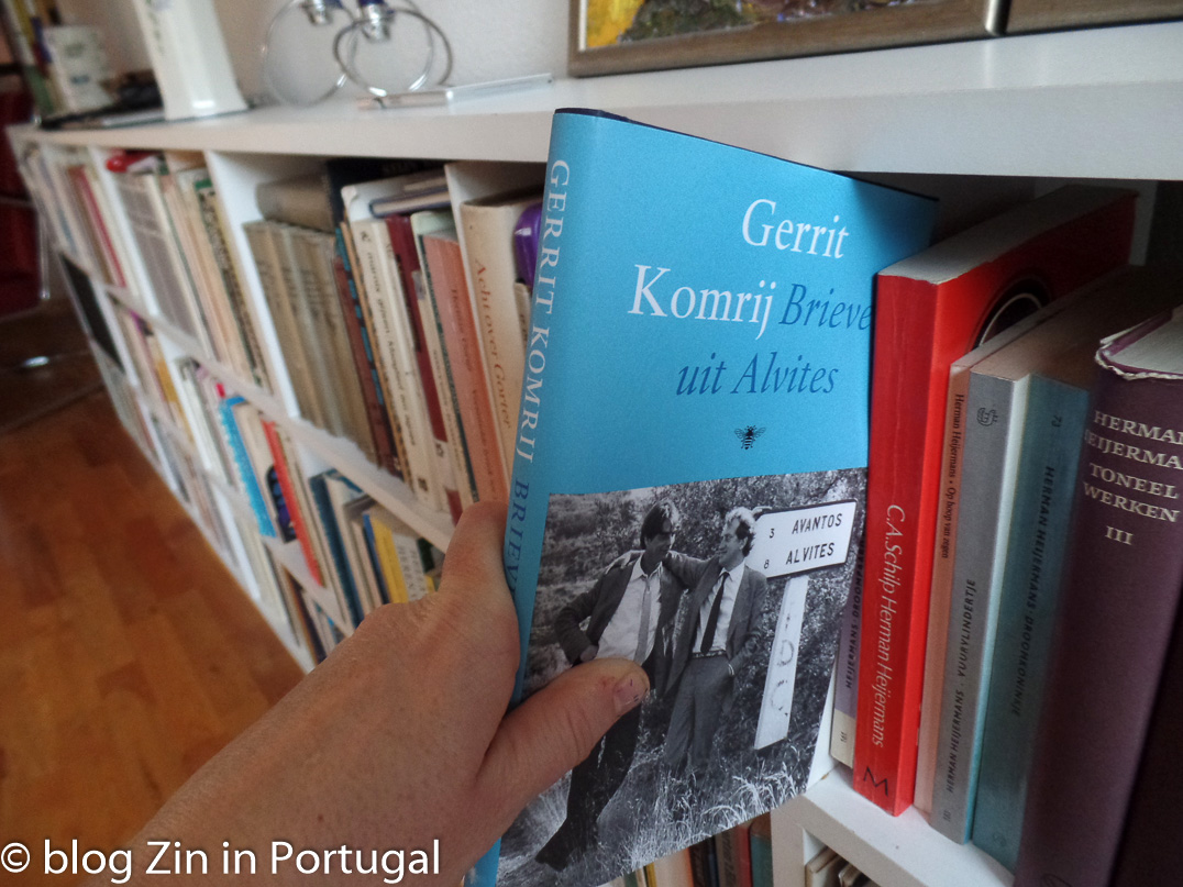 Gerrit Komrij: Brieven uit Alvitres