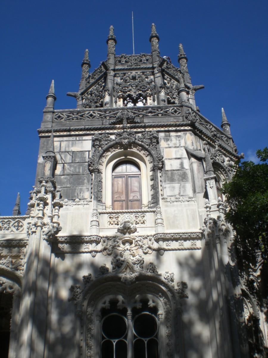 Palácio da Regaleira in Sintra