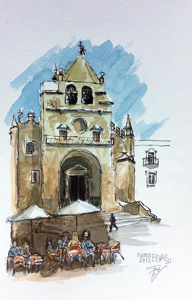 Catedral de Elvas