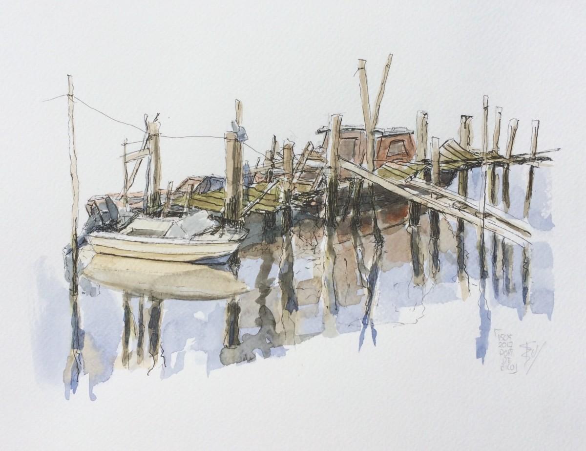 Bico, vissershaven