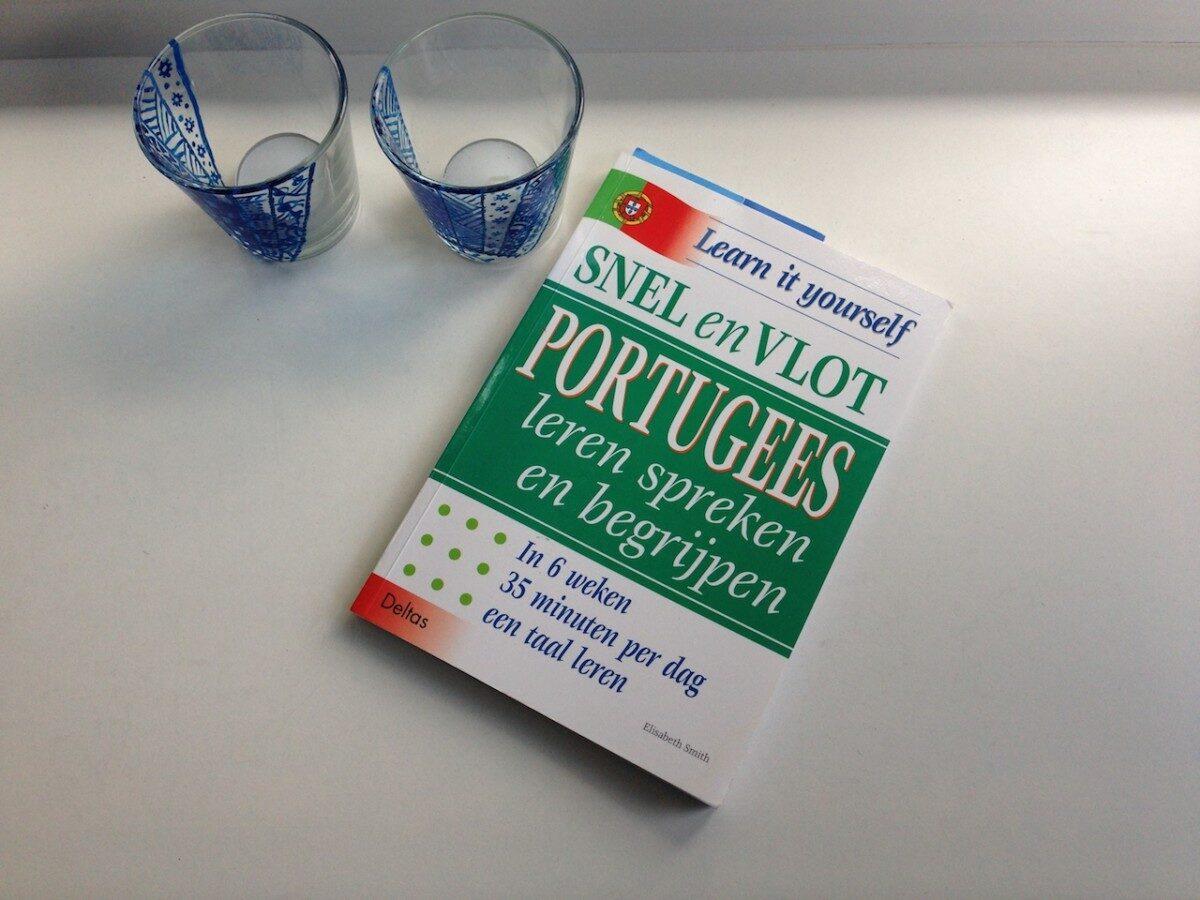 Foto van het lesboekje