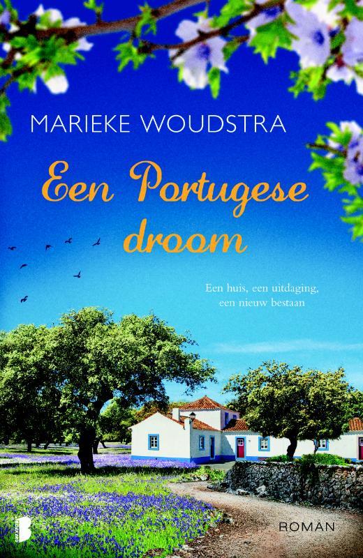 Boek Portugese Droom Marieke Woudstra