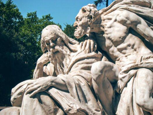 Goethe standbeeld