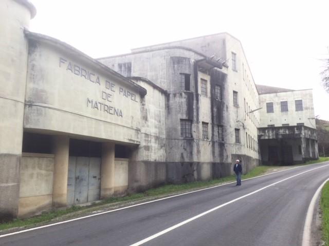 Papierfabriek Matrena