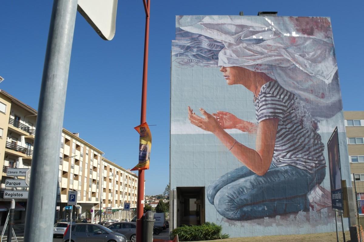 Festival Estau in Estarreja: verrassende buitenkunst