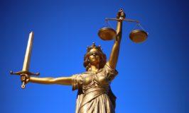 standbeeld vrouwe justitia