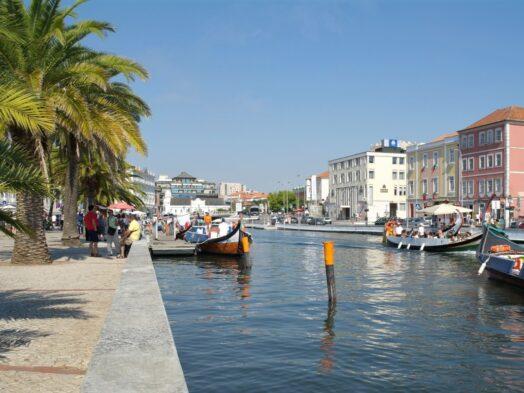 Wandeling in Aveiro