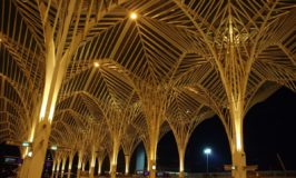 Station Oriente in Lissabon