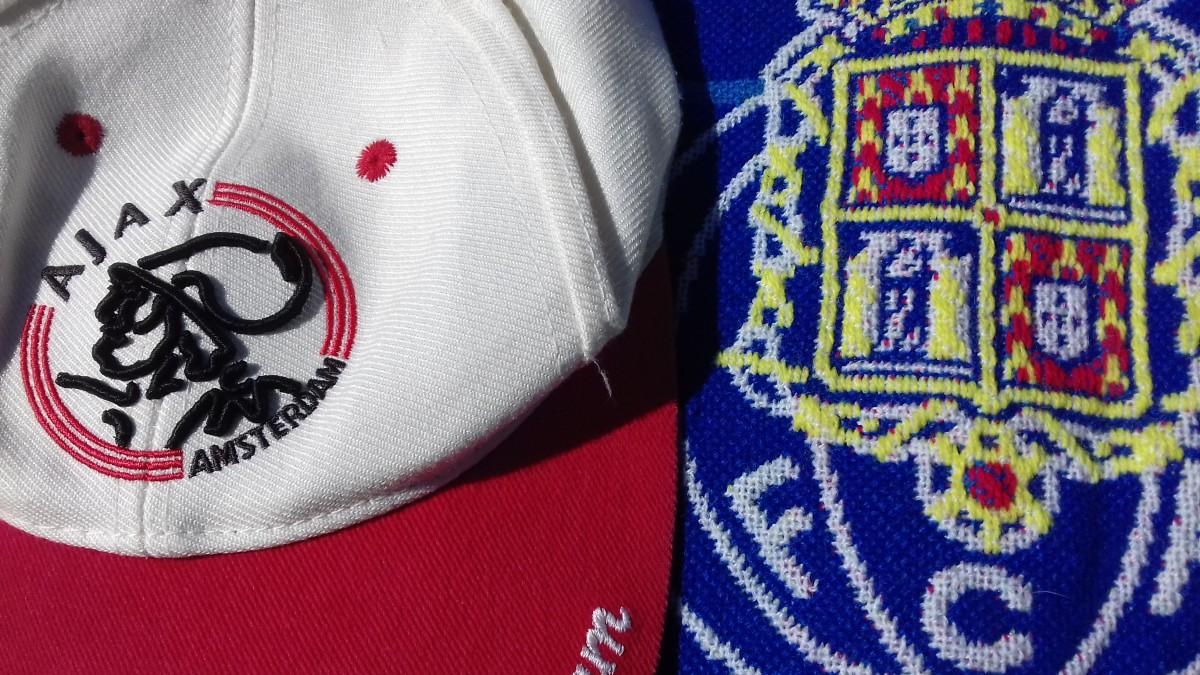 Ajax FC Porto Benfica Feijenoord Sporting Portugal en PSV, zes clubs die deEredivisie en de Superliga domineren