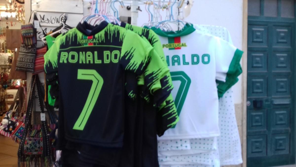 Cristiano Ronaldo Voetballer van het jaar 2017.