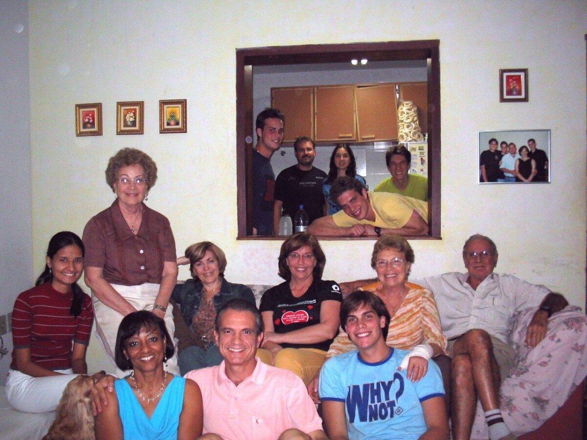 Een Portugese familie