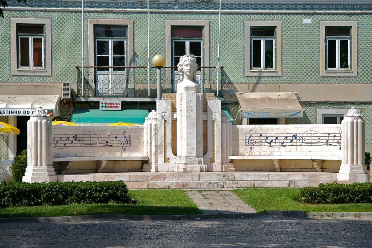 Setubal Muziek Monument