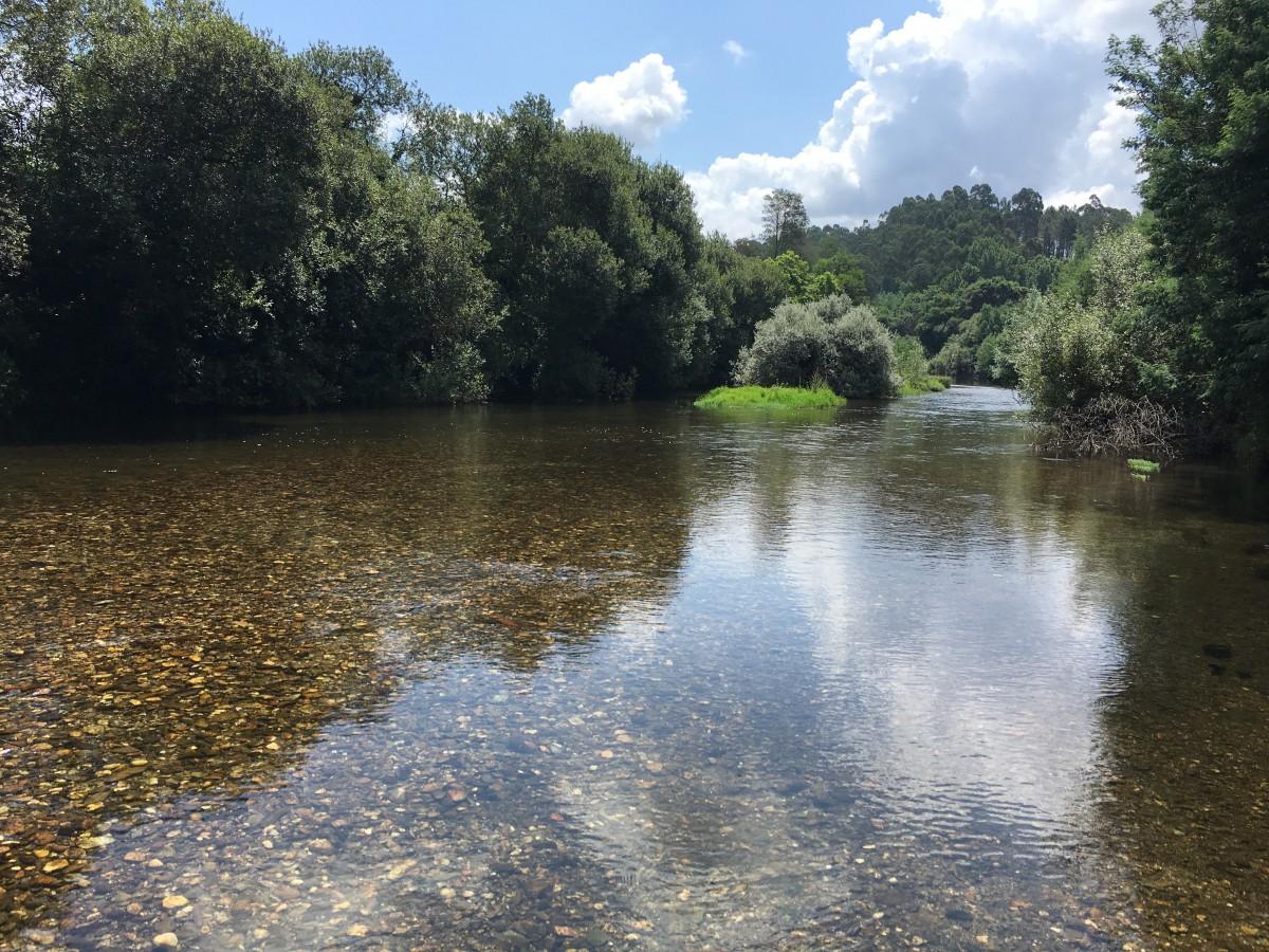 Rio Águeda - Águeda