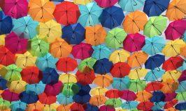 umbrella festival Águeda