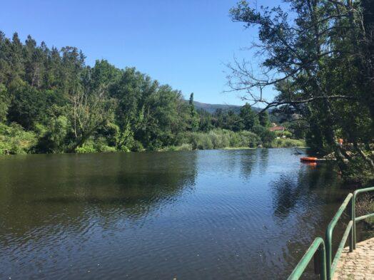 rivierstrandje Cascalheira