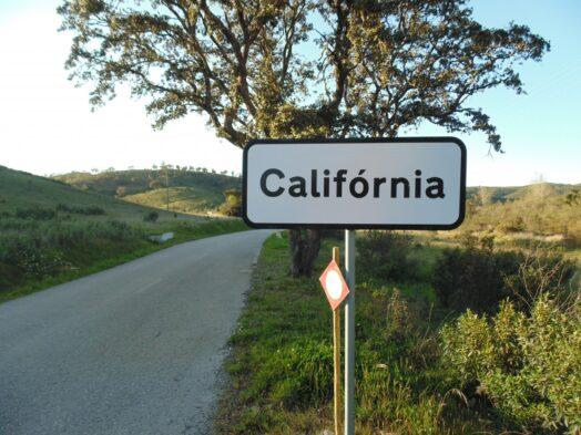 Bord California Algarve Alentejo