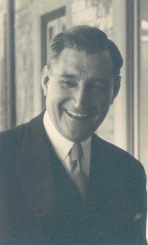Portretfoto van Salazar uit 1939
