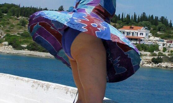In Portugal dragen we op oudejaarsavond blauw ondergoed, want dat brengt geluk!