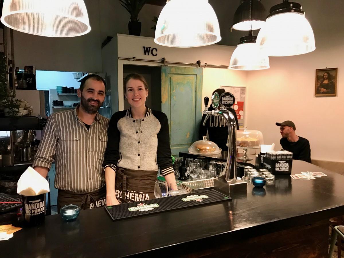 Bar bistrobar O'Malta