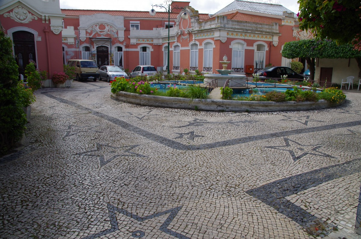 Voormalige villa van Agapito Serra Fernandes