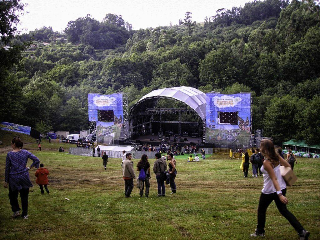Festival Vodafone Paredes de Coura
