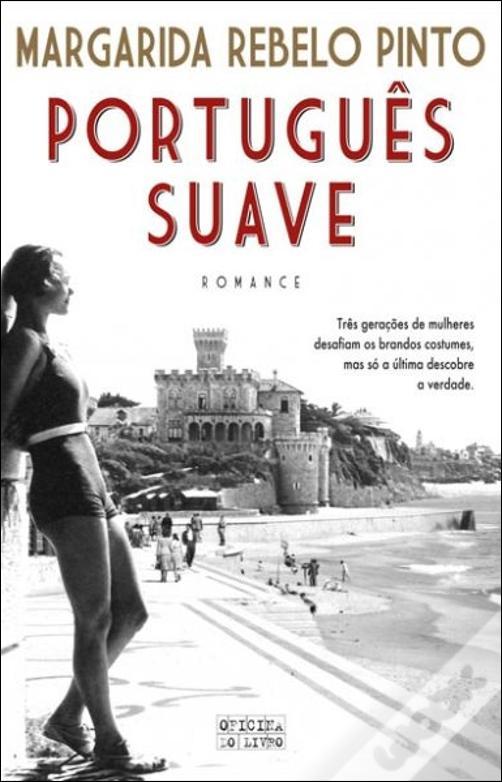Boekomslag Português Suave van Margarida Rebelo pinto
