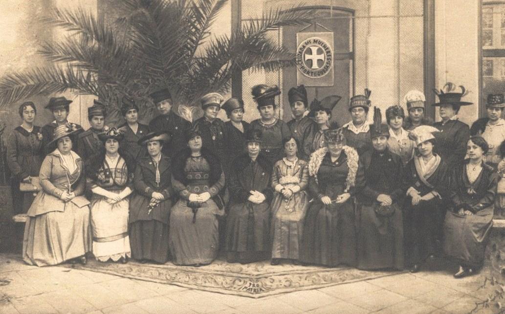 Groep Portugese Feministen