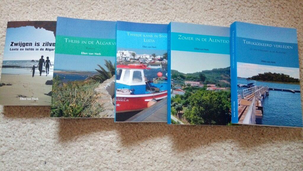 boeken van Ellen van Herk