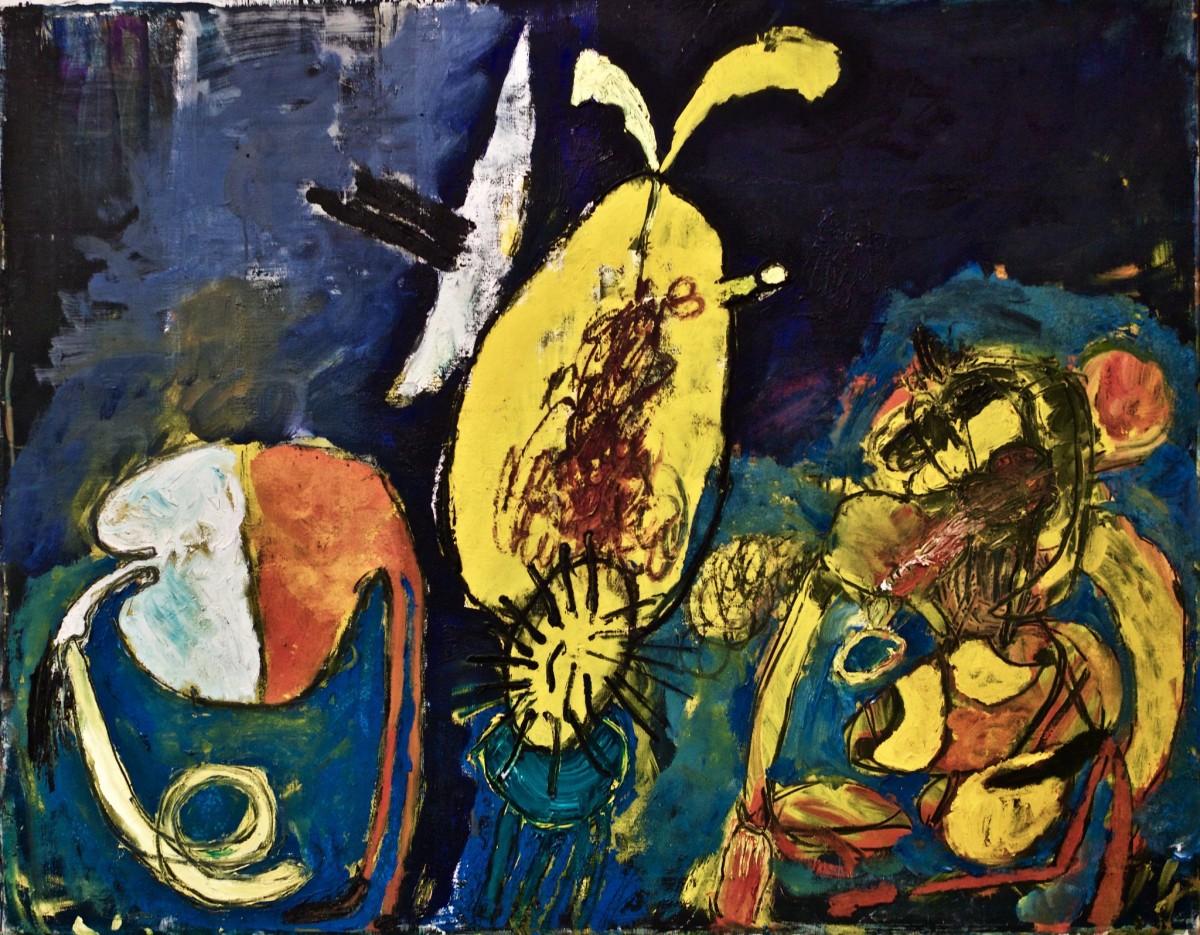 Schilderij van Paula Rego