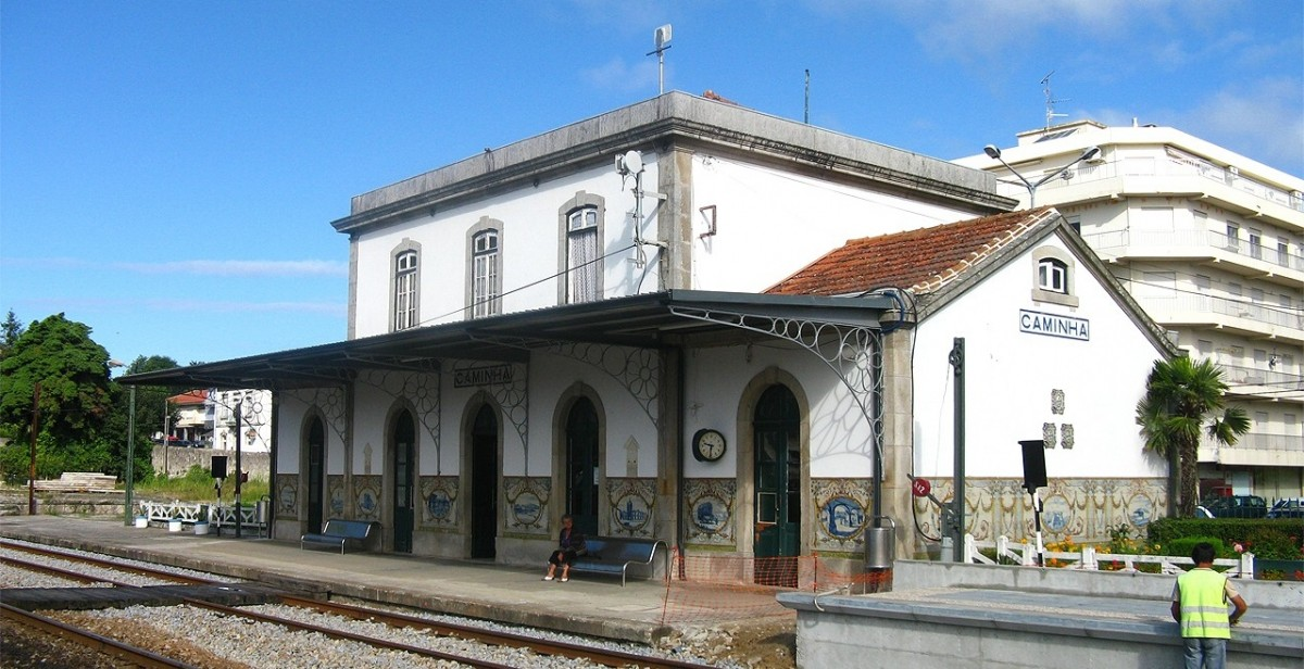 Station in Caminha