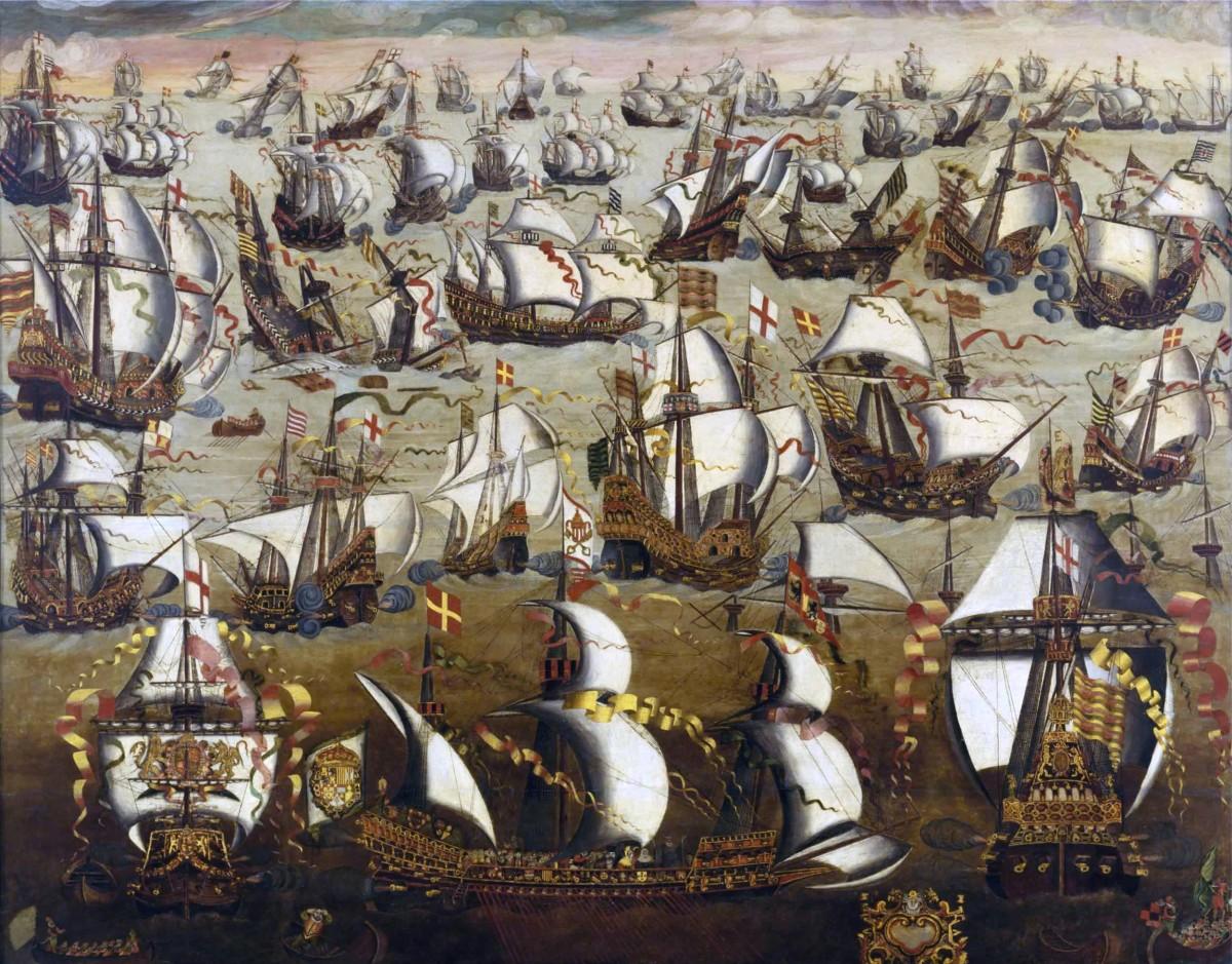 De onoverwinnelijke Spaanse Armada