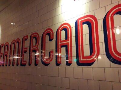 Logo van de Restaurantketen Supermercado