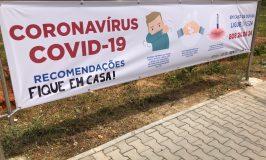 Waarschuwing voor Coronavirus