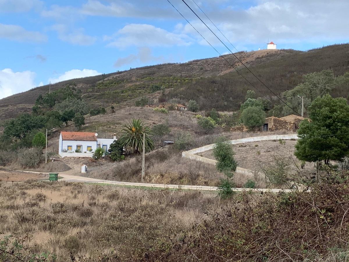 De oneindige vlaktes van de Alentejo