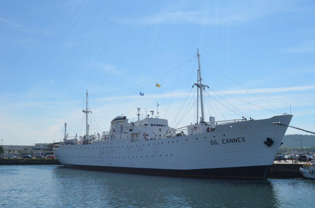 Ziekenhuisschip Gil Eanes