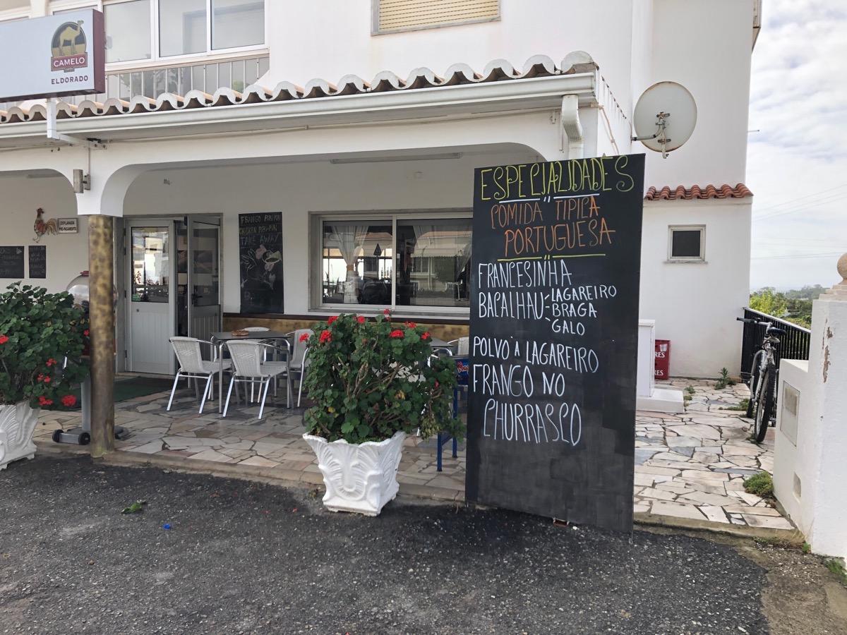 Frango no Churrasco razend popuair bij Portugezen