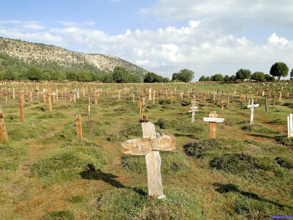 Begraafplaats Sad Hill